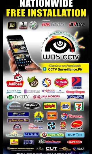 FullHD CCTV FREE Installation FREE Audio Promo with online Phone viewing