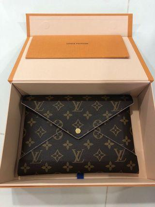 🚚 [Brand New] Louis Vuitton Kirigami Large Size