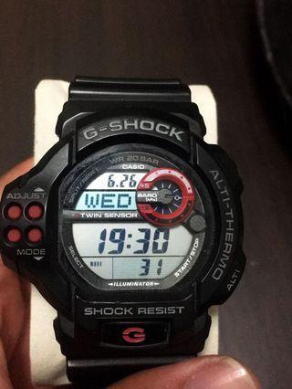 G Shock GDF 100 -1Adr
