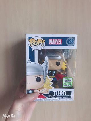 Marvel(limited edition)Thor Bobble head
