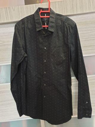 Panini long sleeve blouse