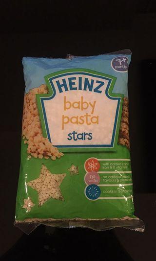 Heinz baby pasta