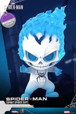 HotToys Marvel Cosbaby Spirit Spider 靈魂蜘蛛俠