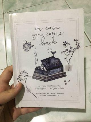 In Case You Come Back by Reese Lansangan and Marla Miniano