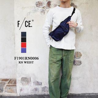 F/CE Robic Air Waist Bag Purple colour