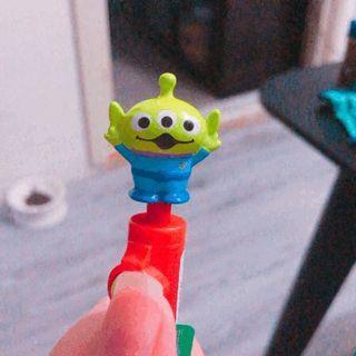 迪士尼 toystory 三眼仔原子筆