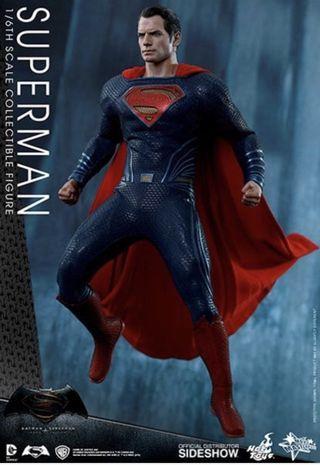 Superman BVS Hot toys