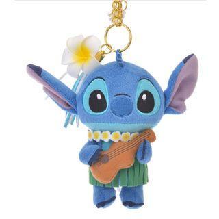 迪士尼 Stitch 史迪仔 金仔 keychain匙扣