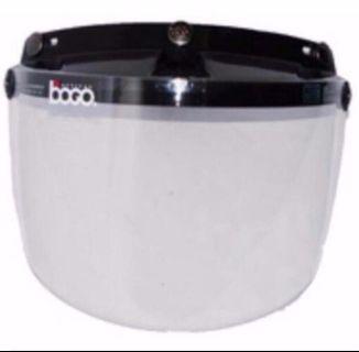 New Bogo Helmet Visor