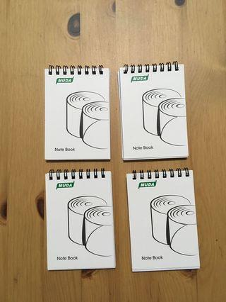 FREE Small Notebook