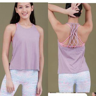 Vivre activewear Compassion Active Loose Tank