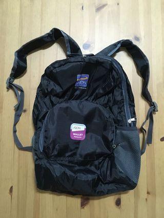 Foldable Lightweight Backpack
