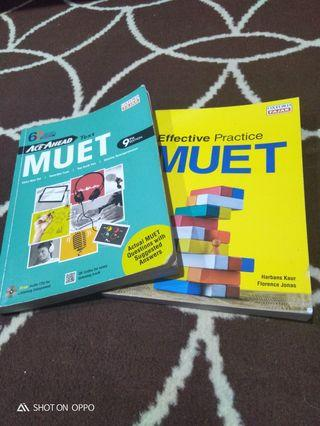 MUET EXERCISE BOOK