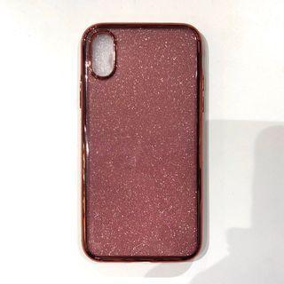 iPhone X/XS Glitter Case