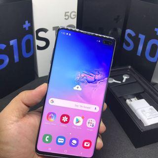 Samsung S10 Plus 512GB Qualcomm Snapdragon 855 [newset]