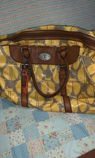 Fossil duffle bags