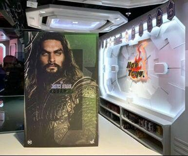 🚚 Hot Toys Aquaman Justice League MMS447