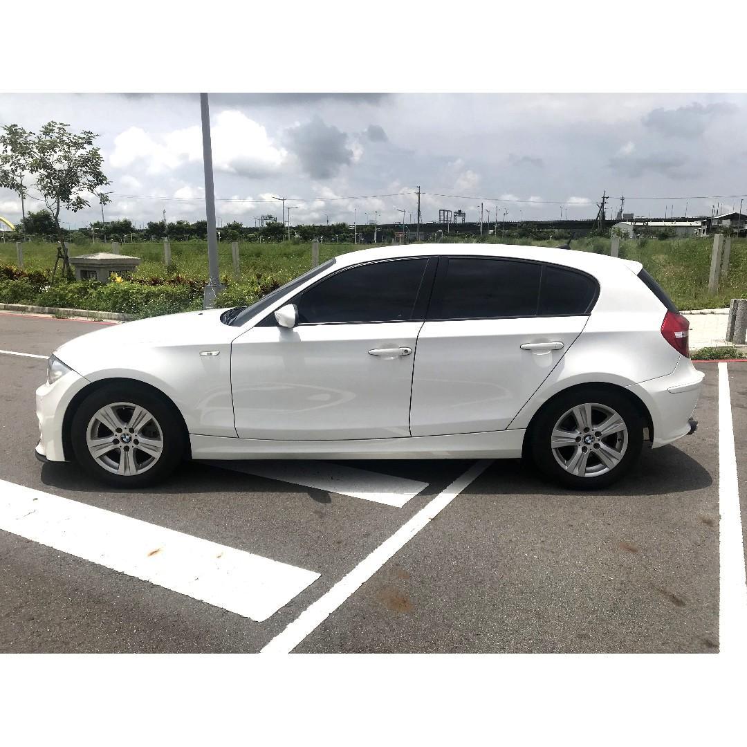 2008 BMW 120I M-SPORT