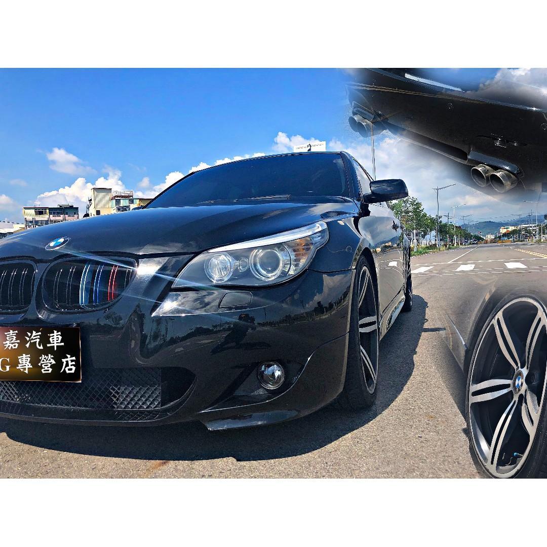 2008 BMW 535 M-SPORT