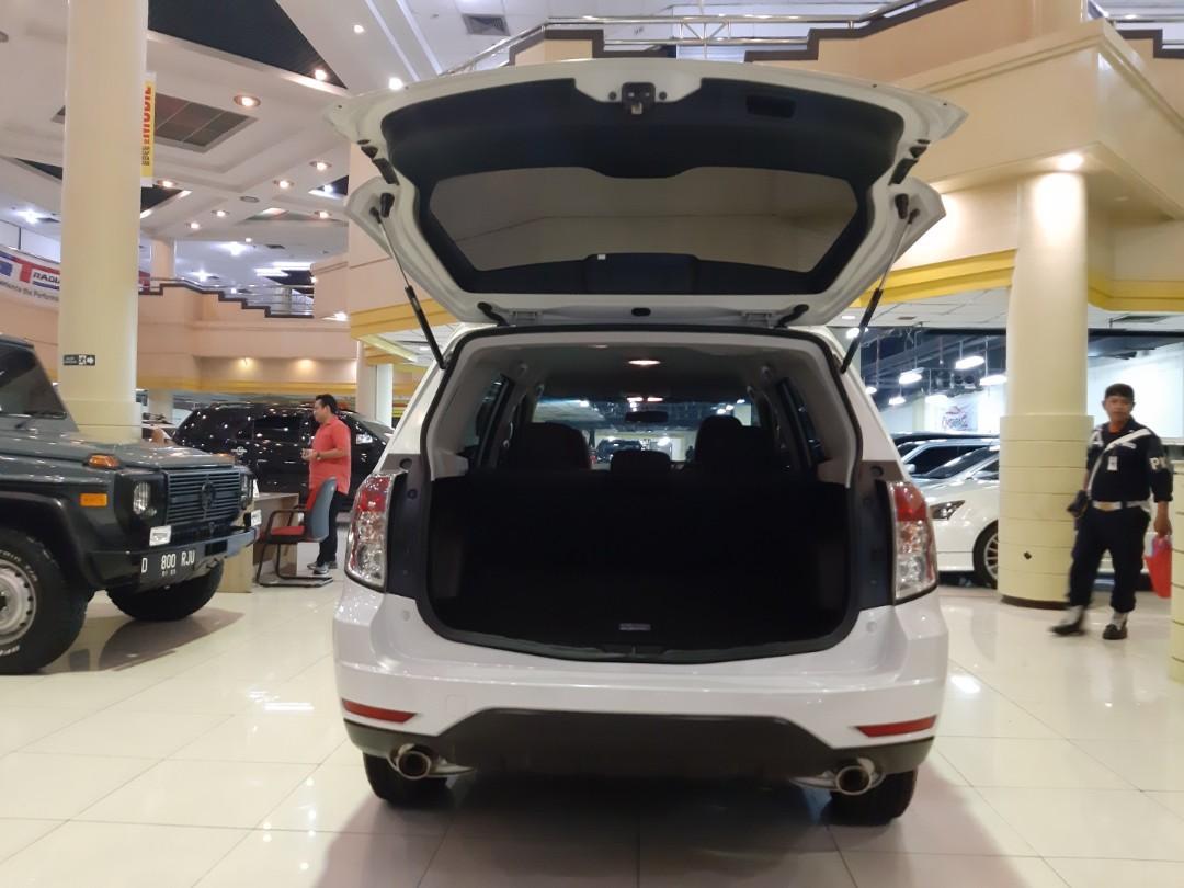 2008 Subaru FORESTER 2.0 X Automatic.AWD.interior Masih ORISINIL.Top CONDITION UNIT.Nopol B-DKI