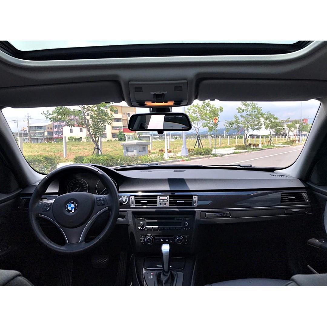 2011 BMW E90 318D