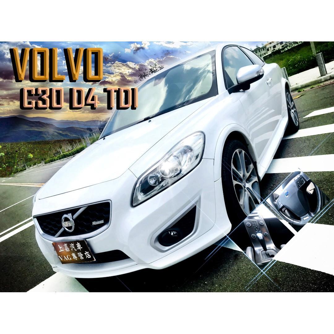2011 VOLVO C30 D4 R-Desing