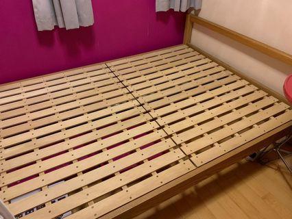 無印良品床架Muji Bed Frame