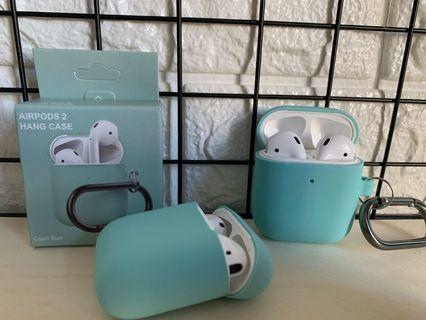 Airpods case (Tiffany Blue)