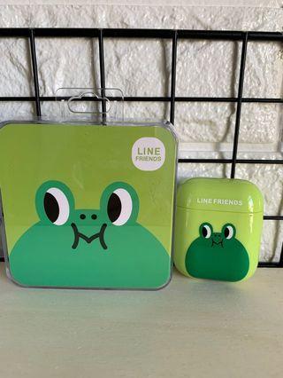 Airpods case (Line Friends)