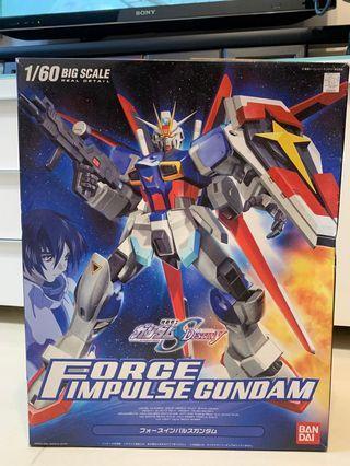 Force Impulse Gundam (1/60) 機動戰士 高達模型 big scale