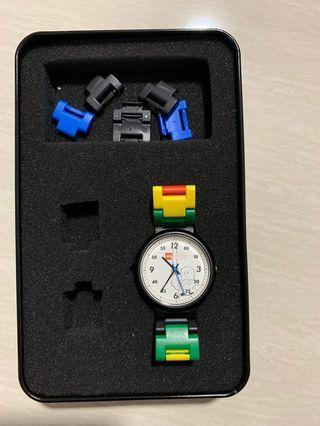 🚚 Star Wars LEGO watch