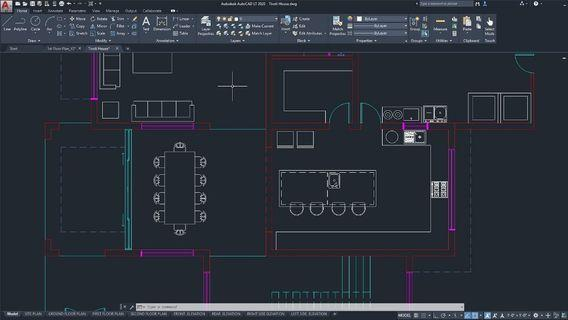 AutoCAD and Google Sketchup classes