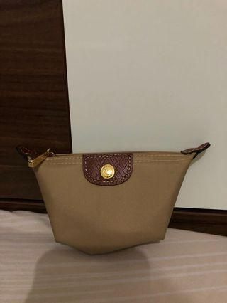 Longchamp mini pouch