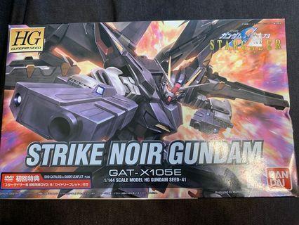 GAT-X105E Strike Noerl Gundam (HG) 高達模型 機動戰士
