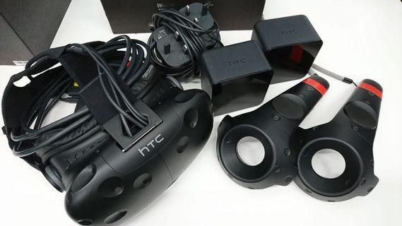 85%新 行版 HTC Vive VR Virtual Reality Headset