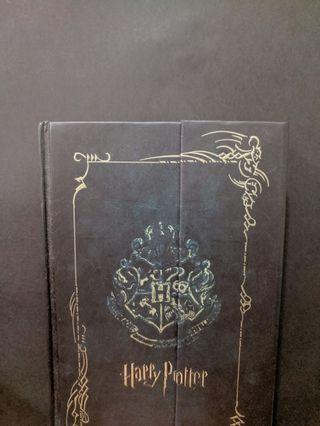 Harry Potter's Hardcover Notebook
