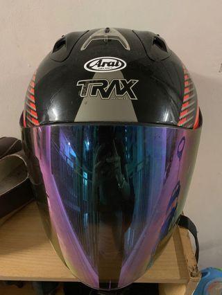 Authentic TRAX Helmet