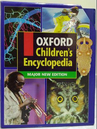 Oxford Children's Encyclopedia