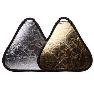 2-in-1 Triangular Light Reflector