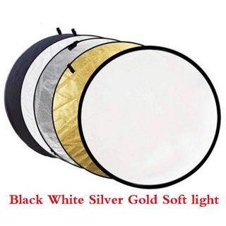 5-In-1 Circular Light Reflector