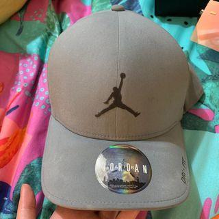 Jordan Grey cap