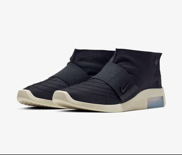 Nike x Fear of God Moc Black