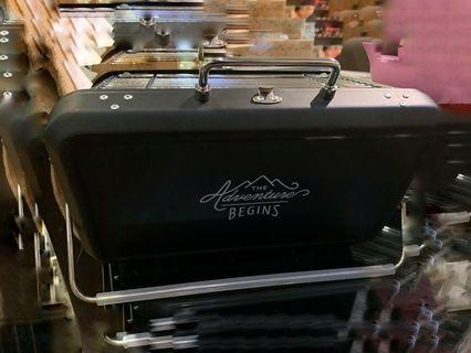 🚚 Portable BBQ PIT in a suitcase