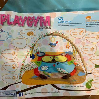 Avent Steriliser and baby play gym mat (Bundle sales)