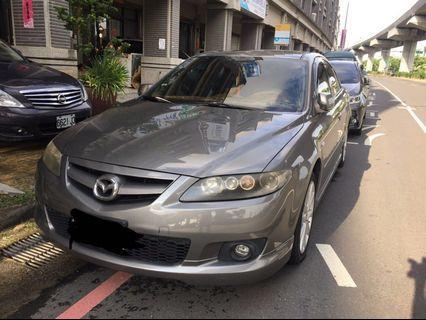 (自售)06年 Mazda6 2.3 掀背款