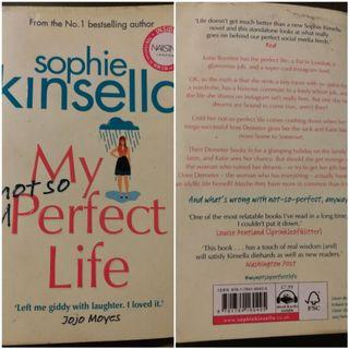 Novel ... My not so perfect life