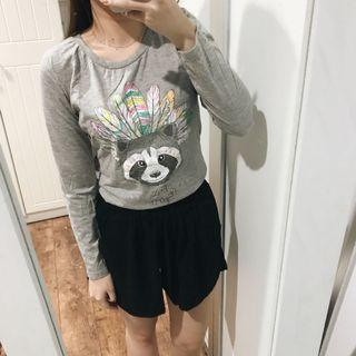 Colorbox Racoon Tshirt