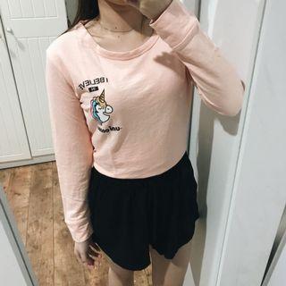 Unicorn Pink Sweater