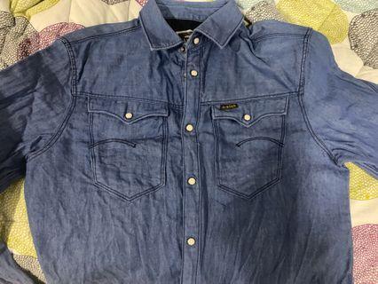 🚚 G -star 3D arc shirt (long)