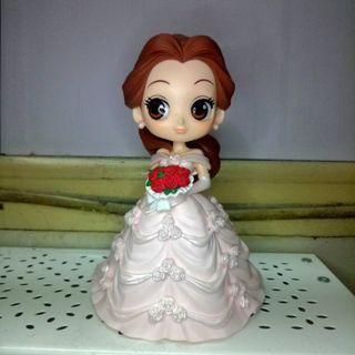 Disney Belle in Wedding Dress